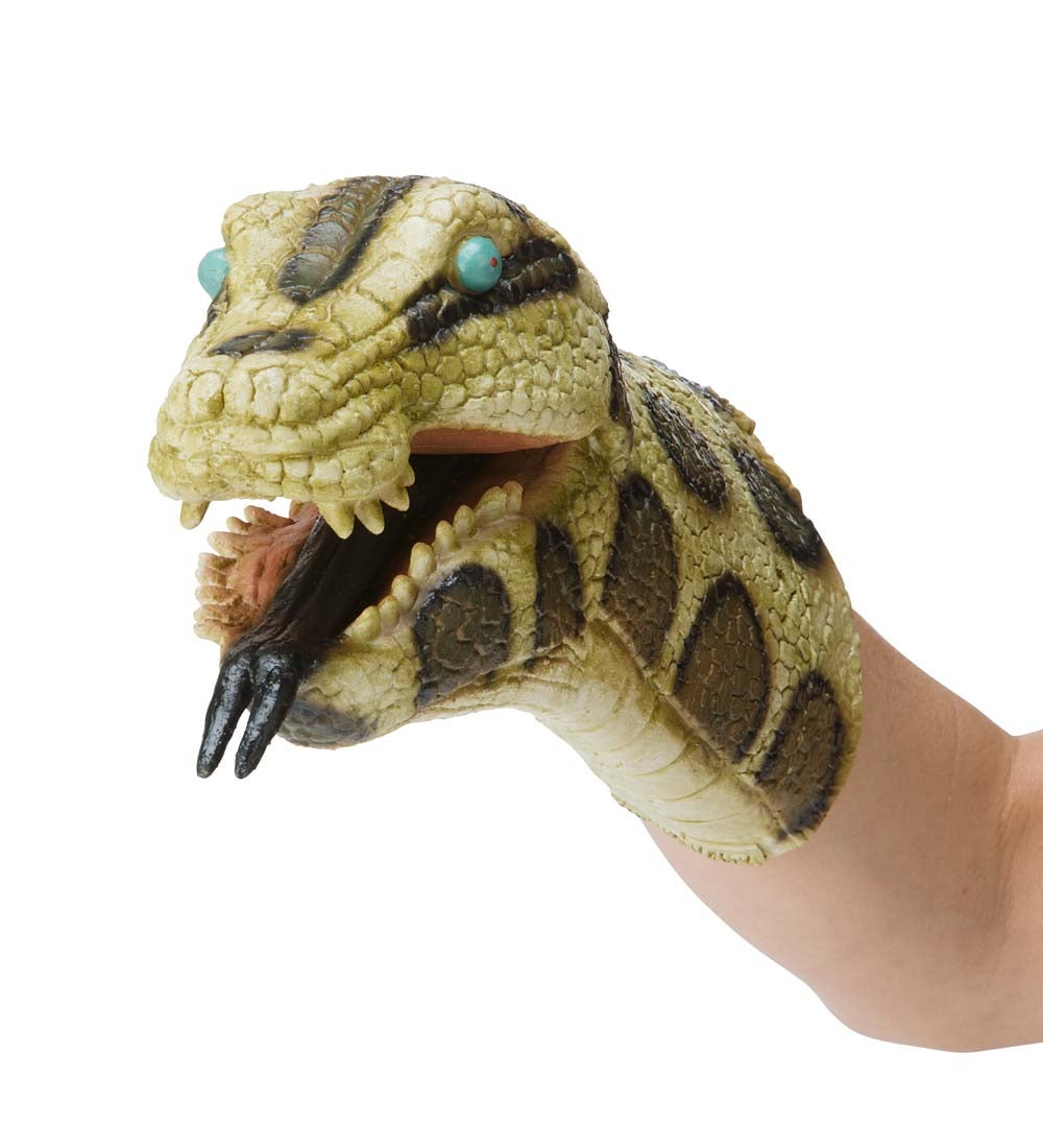 Reptile Hand Puppet swatch image