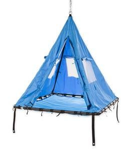 Sky Tent and Sky Dome™ Arched Stand Special - Blue