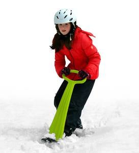 Fold&Stow Snow Scooter
