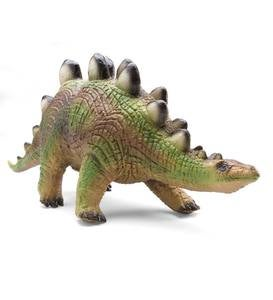 Posable Stegosaurus Natural Latex Dinosaur