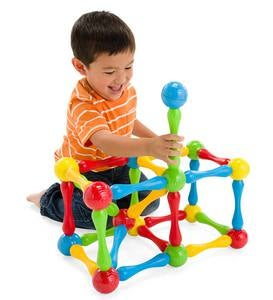 Goobi Jr. Magnetic Construction Set