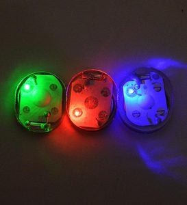 LED Buddy Bumper Balls