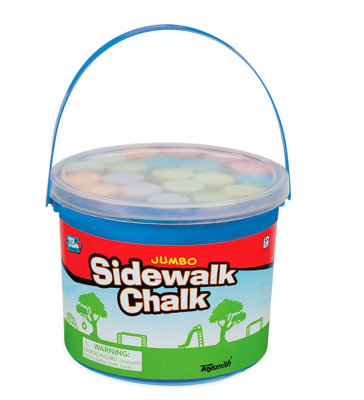 Big Bucket of Chalk