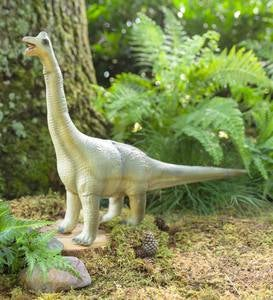Giant Posable Brachiosaurus Natural Latex Dinosaur