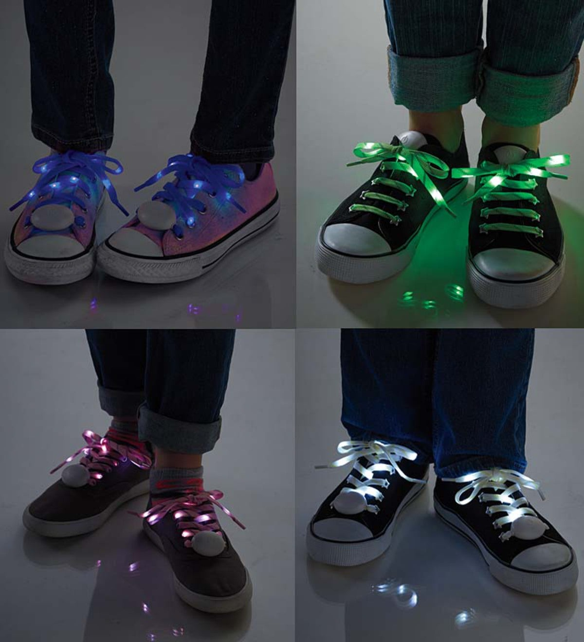 Bright Lights Shoelaces