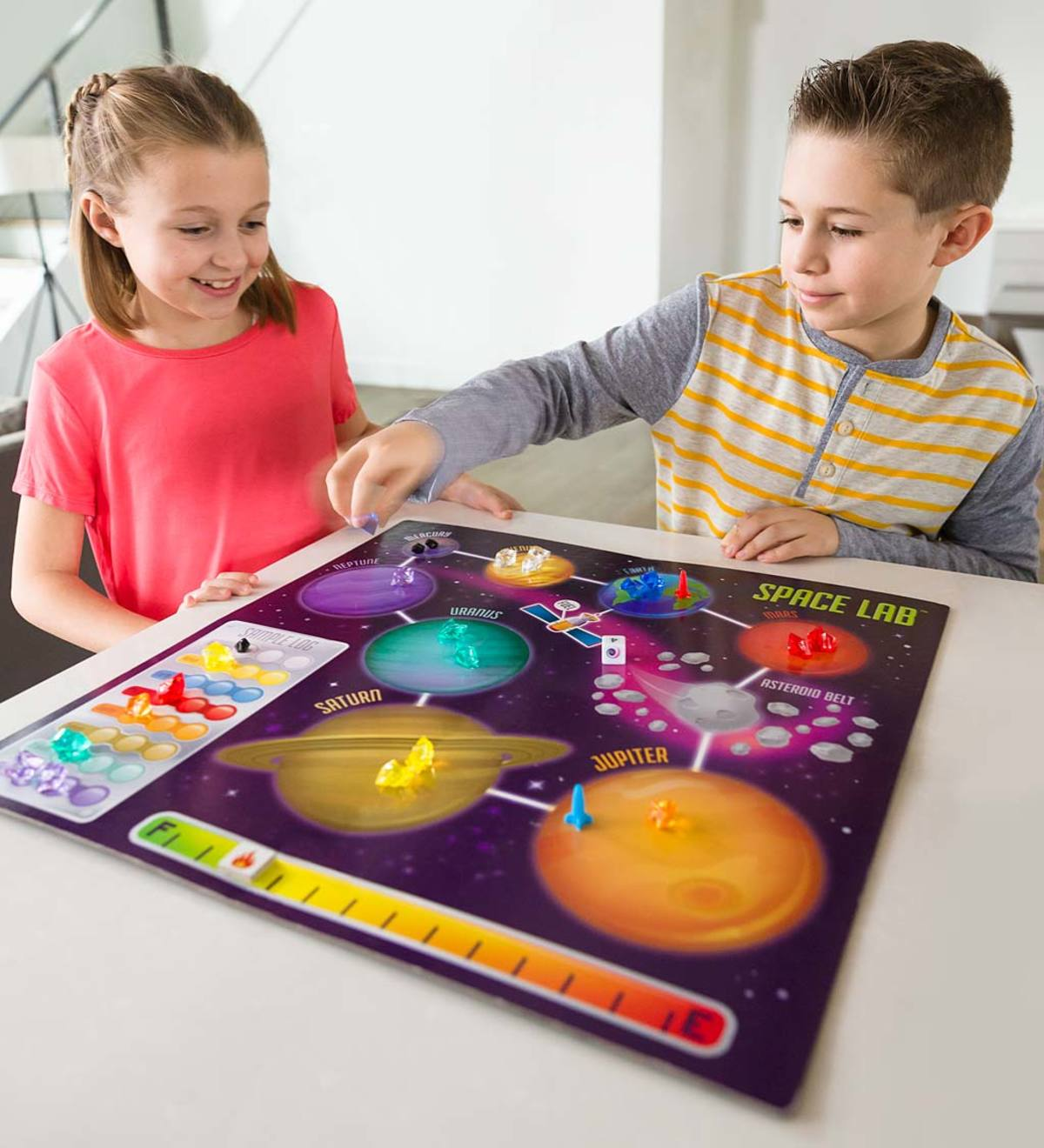 Space Lab Board Game | HearthSong
