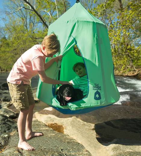 Go! HangOut® HugglePod® Hanging Tent with LED Lights