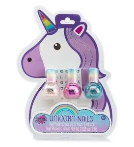 Unicorn and Mermaid Hologram Nail Polish Set