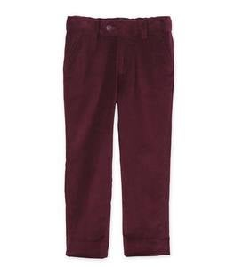 Velvet Slim Fit Pants