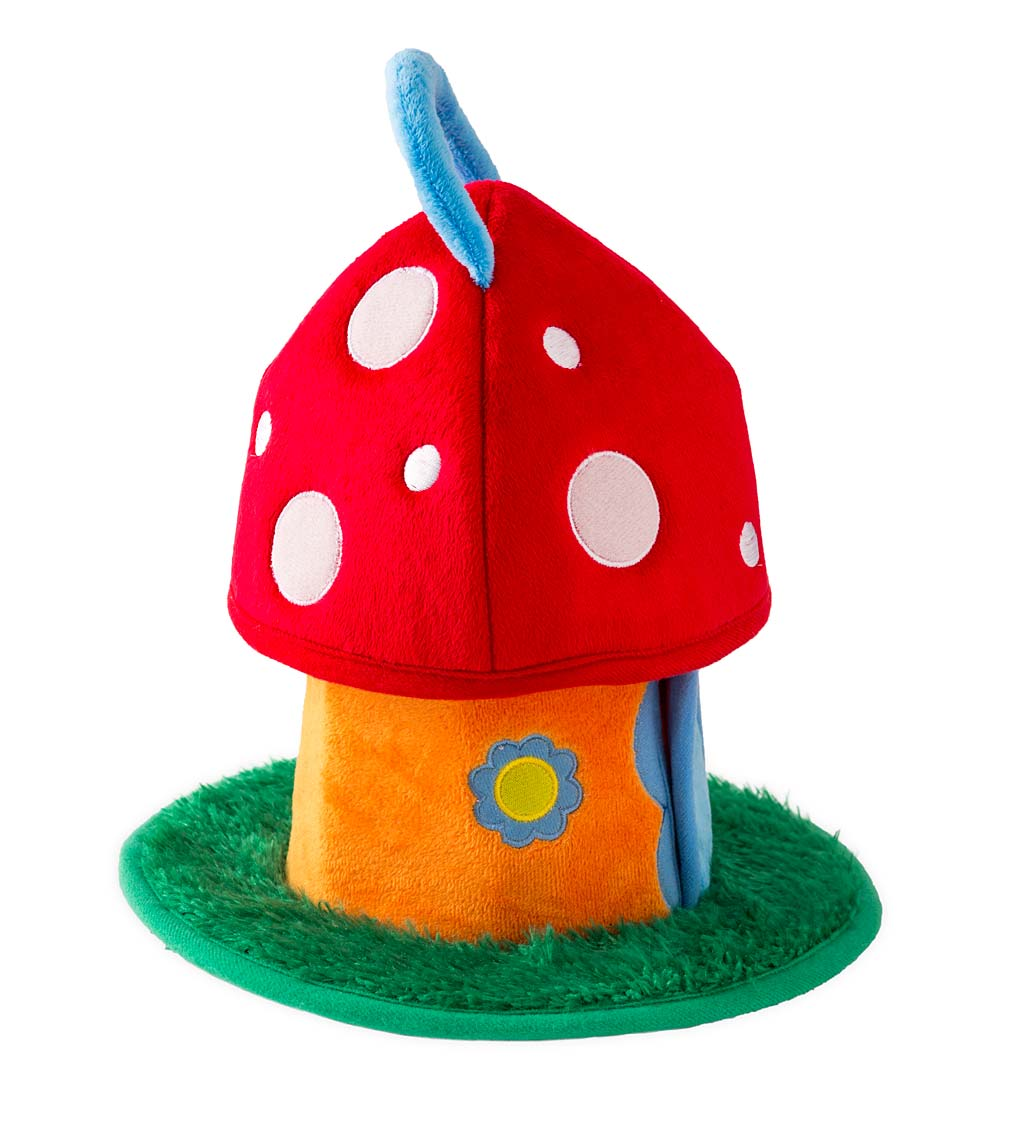 Toadstool Cottage Plush Play Set