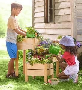 Grow With Me Triple Garden Planter