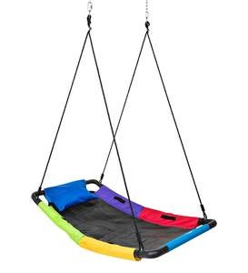 Rainbow Platform Super Swing