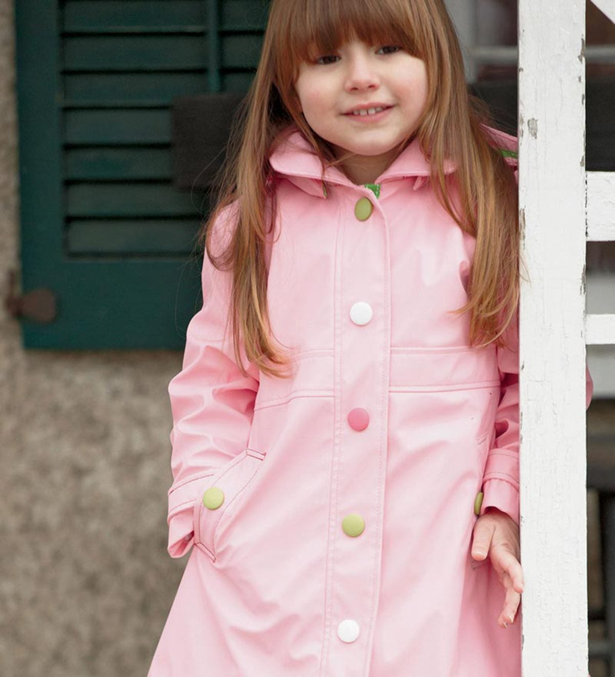 Splash Jacket for Girls