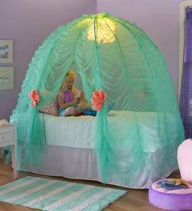 Light-Up Under-the-Sea Bed Tent