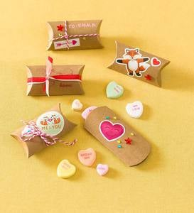 Crafty Creations™ Deluxe Valentine Craft and Gift Kit