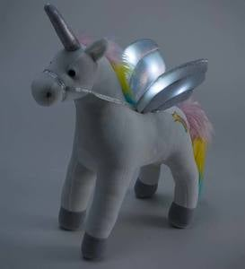 My Magical Light-Up Stuffed Unicorn