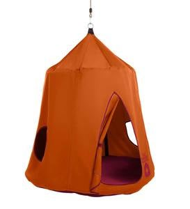 Go! HangOut® HugglePod® Hanging Tent with LED Lights - Blue