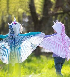 Fabric Unicorn Wings