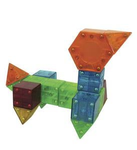 15–Piece GeoMatrix Magnetic Building Toy