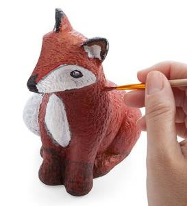Color Pops® Paint-Your-Own Pet Rocks: Fox