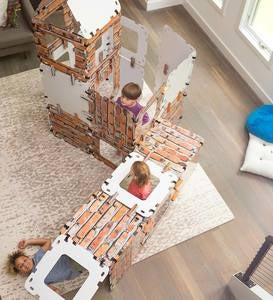 16-Panel Brick Fantasy Forts Kit