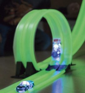 Maxtraxxx 20' Track and Loop Glow-in-the-Dark Set