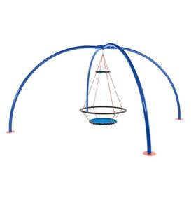 Vortex Spinning Ring Swing and Sky Dome Arched Stand Special
