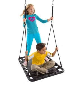 Mega Mat Rectangular Platform Swing