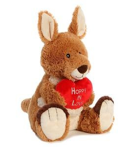 Hoppy-In-Love Kangaroo
