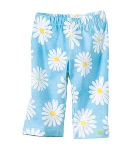 Daisy Bike Shorts - Blue - 12