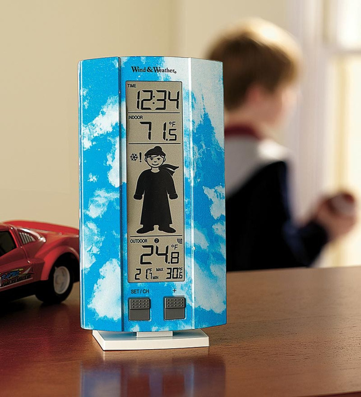 Digital My First Weather Station - Boy