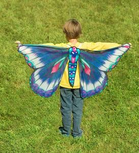 Fantasy Butterfly Wings - Teal