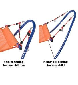 Rockin' 2-in-1 Adjustable Hammock