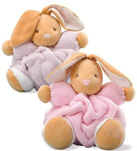 Puff Ball Bunny for Babies - Natural