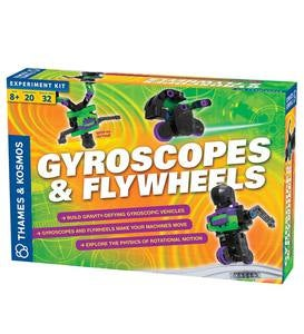 Gyroscopes and Flywheels