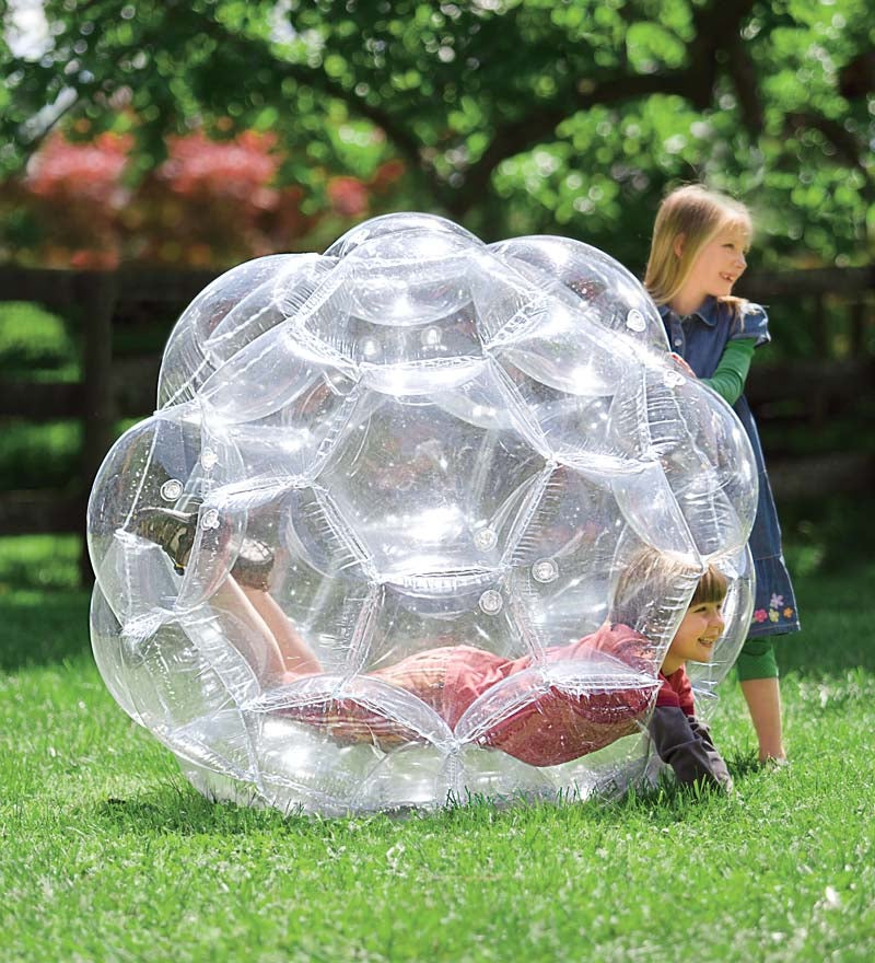 "51"" Clear-View Giant Buddy Bumper Ball"