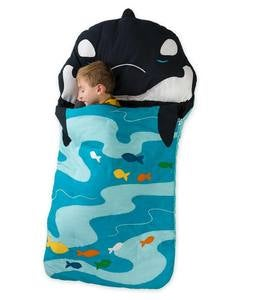 Whale Sleeping Bag