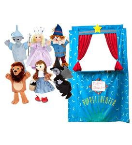 Six Puppets plus Doorway Theater Special - Wizard of Oz
