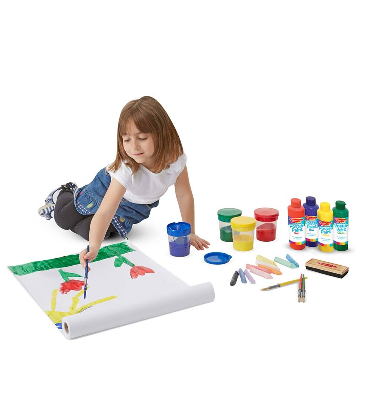Easel Accessories Set