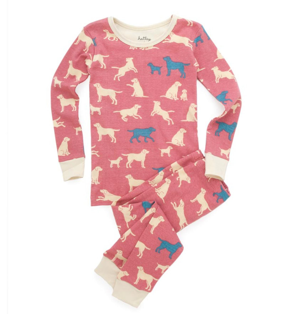 Pink Labs PJs Set