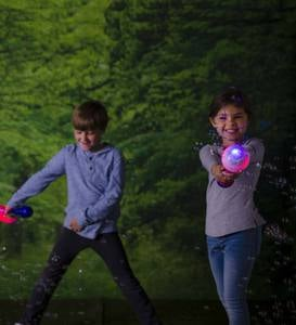 Light-Up Bubble Wand