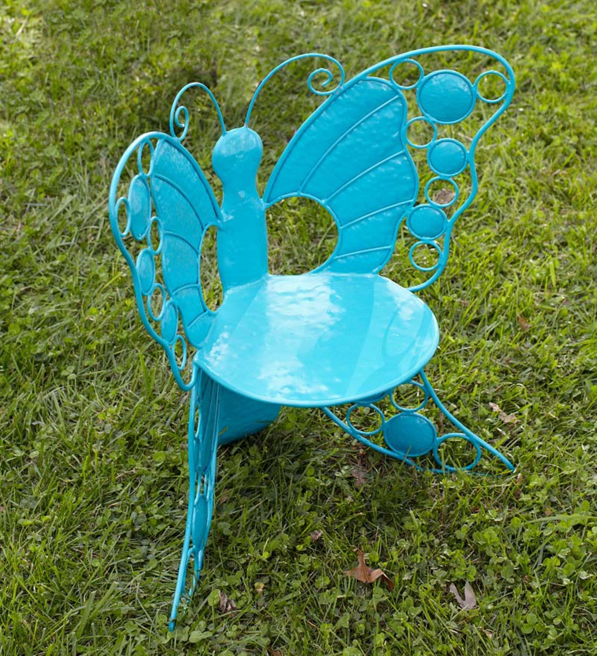 Butterfly Chair   Blue