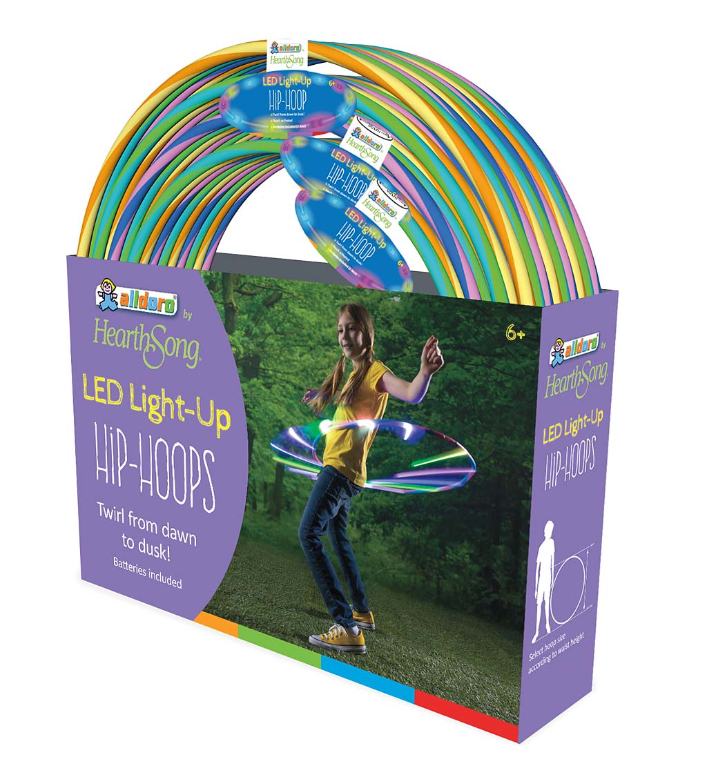 LED Hip Hoop CDU