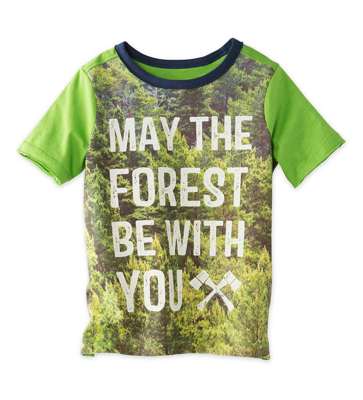 Forest Tee - Green - 2