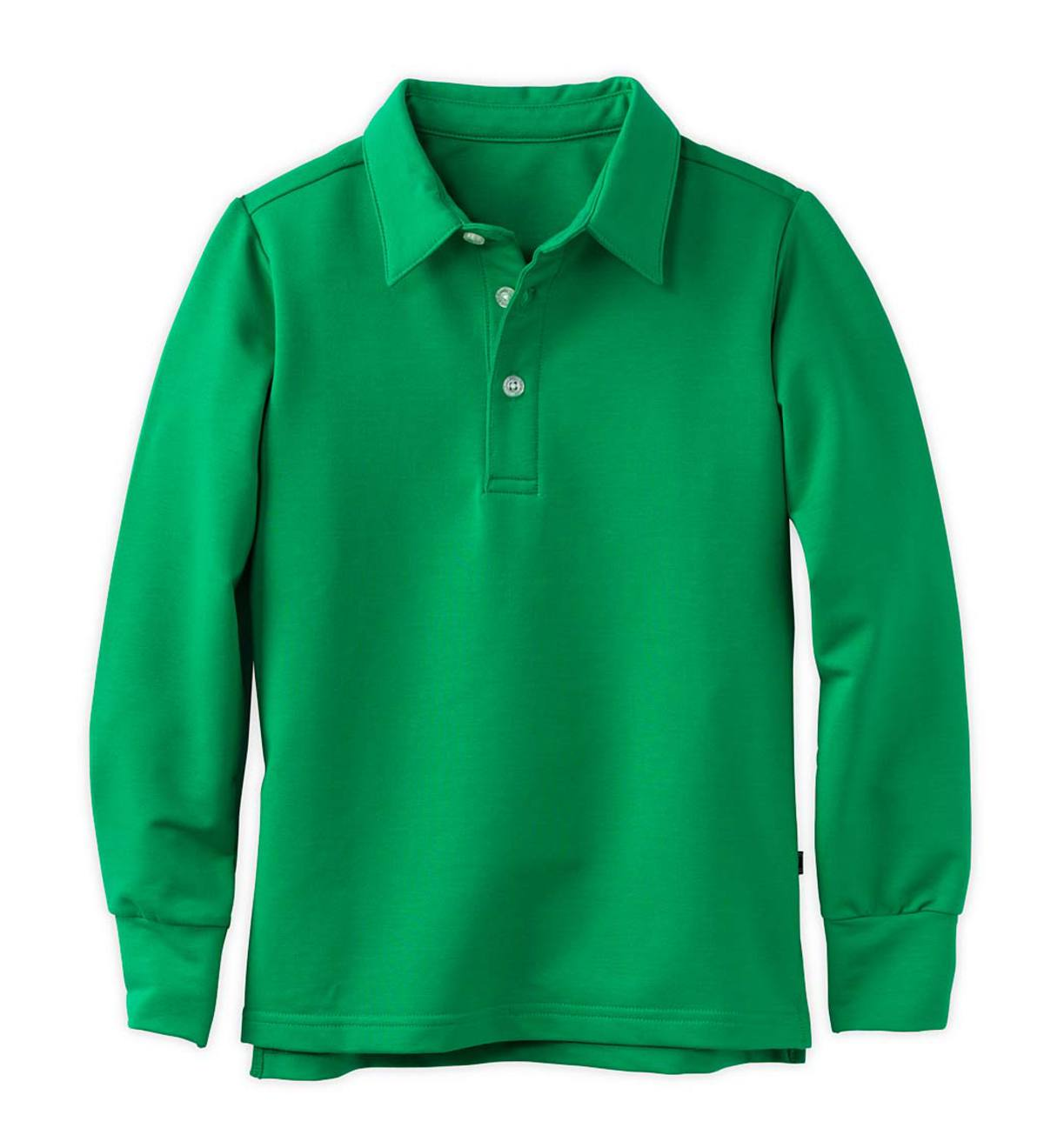 Performance Polo - Green - 12