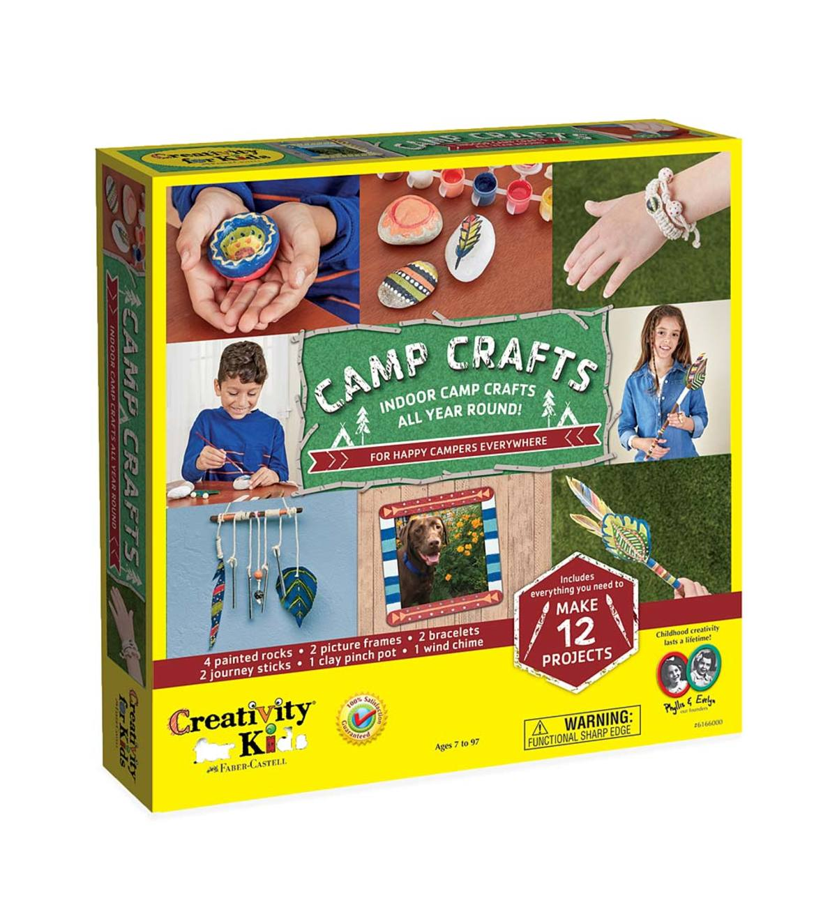Camp Crafts Kit