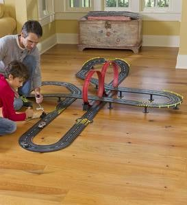 Super Loop Speedway Remote Control Race Car Track