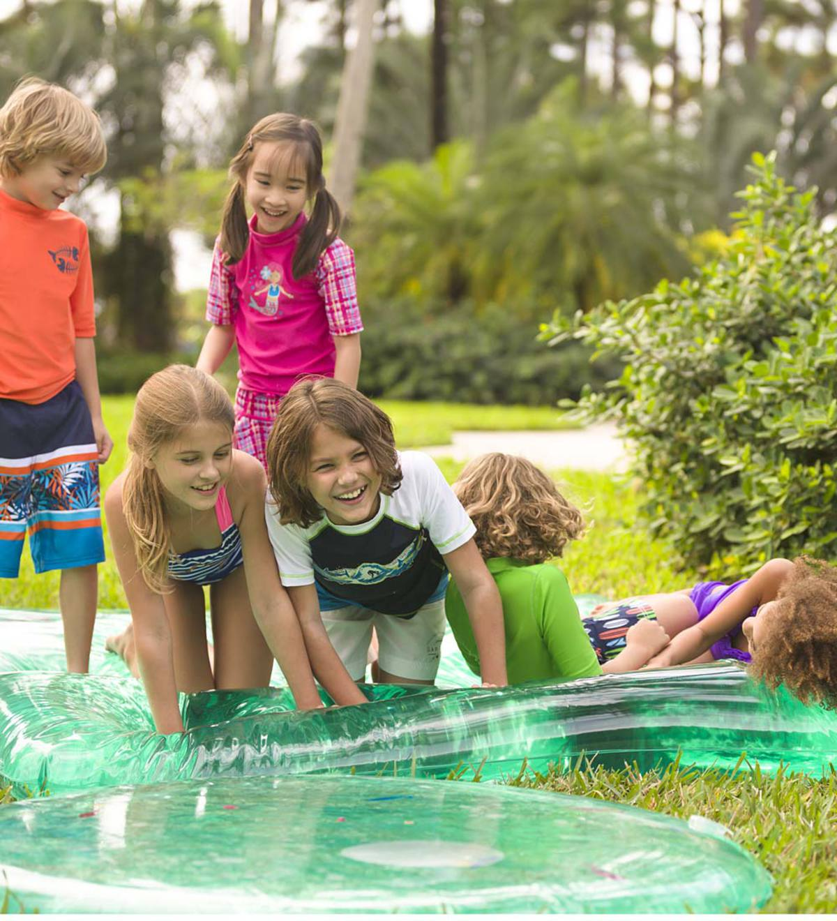 AquaPods® Vinyl Water Play Pods