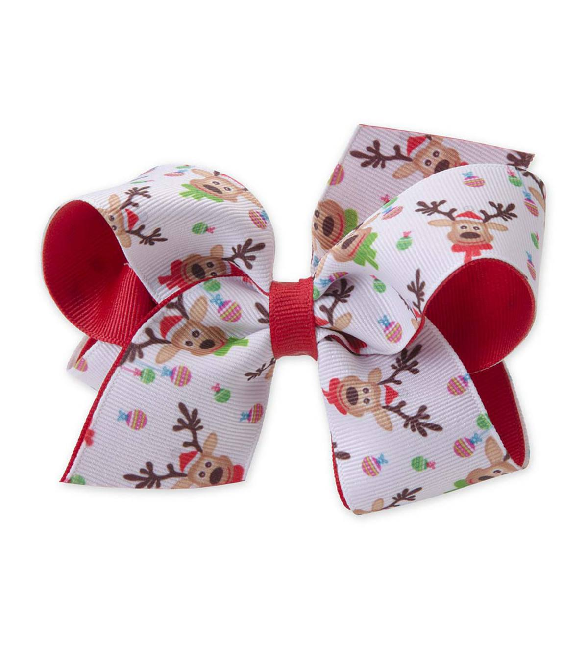 Reindeer Bow - Multi - 1