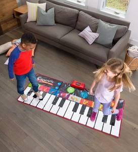 Colorful Piano Mat Keyboard